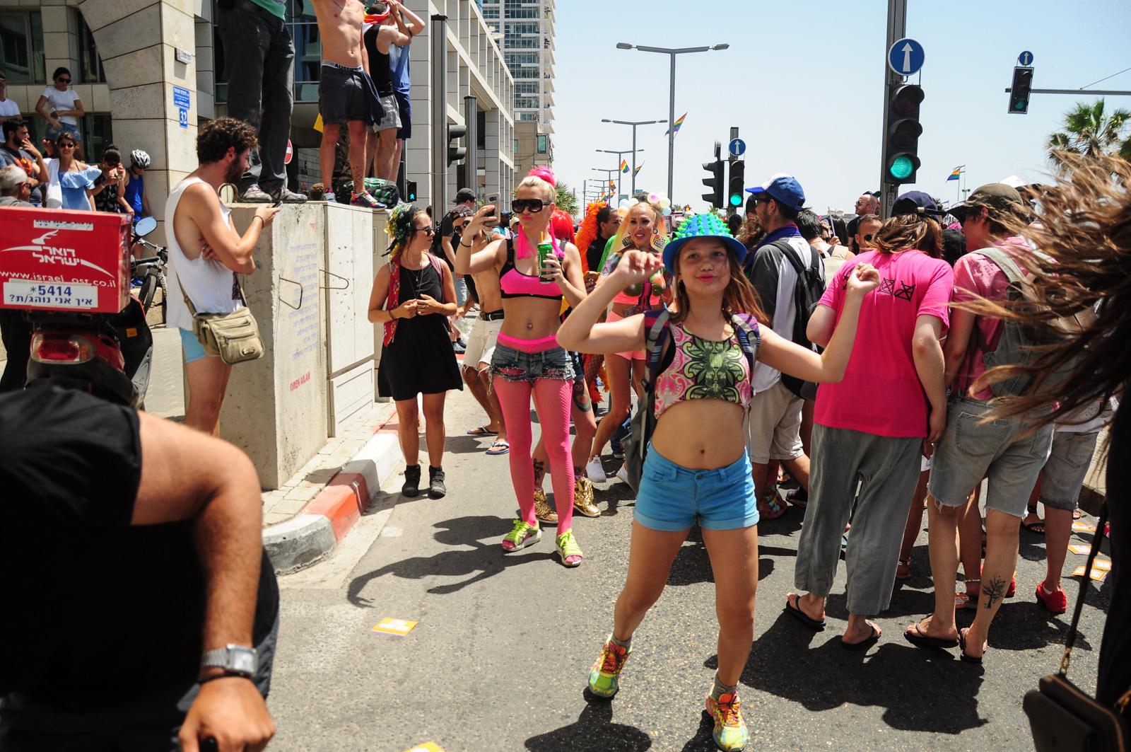Gay на улице